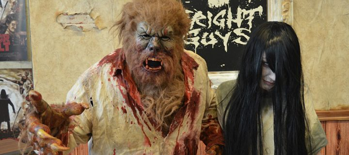 Horror Events im Herbst